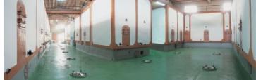 Sala de fermentació Empordàlia